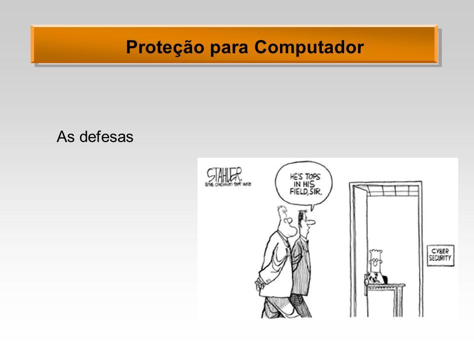 Proteção para Computador