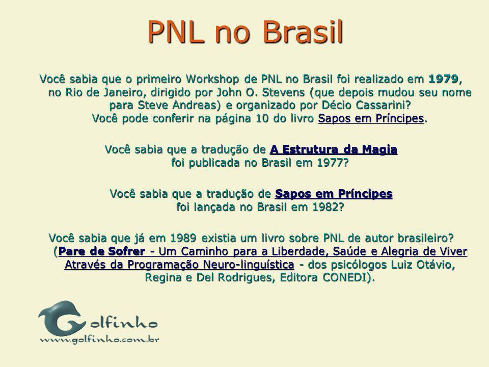 PNL no Brasil