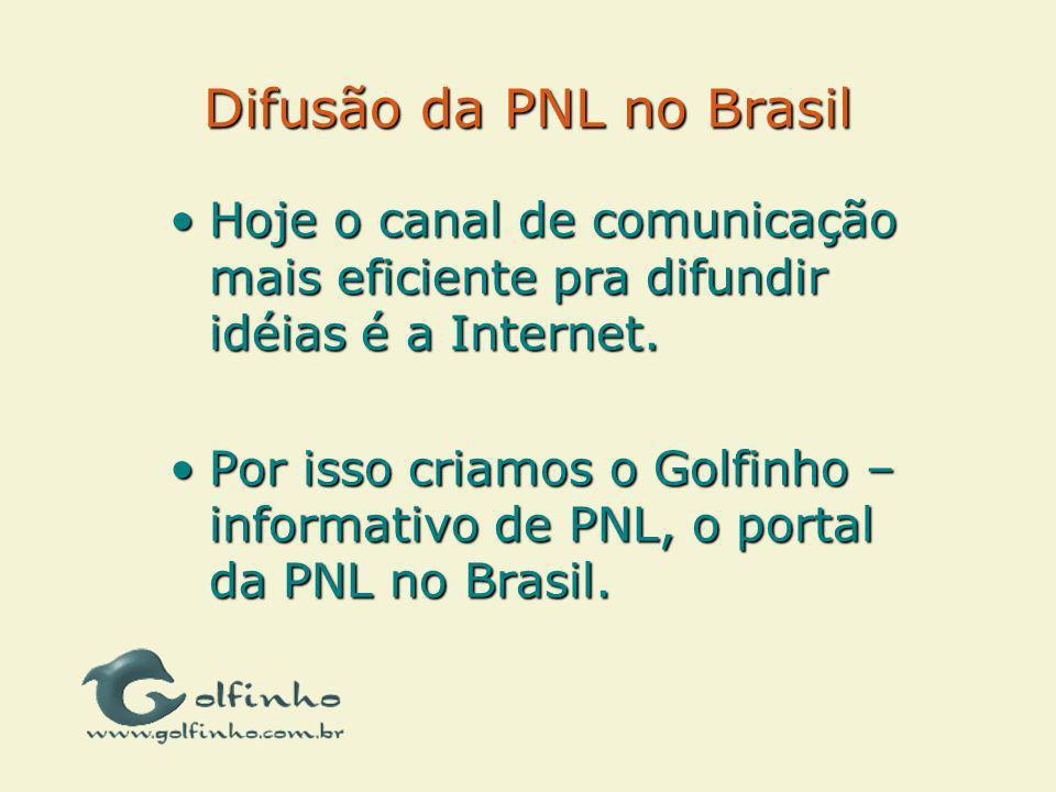 Difusão da PNL no Brasil