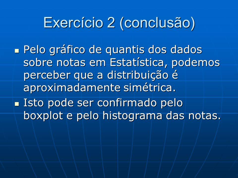 Exercício 2 (conclusão)