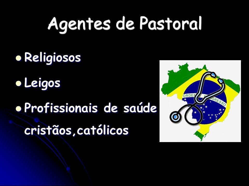 Agentes de Pastoral Religiosos Leigos