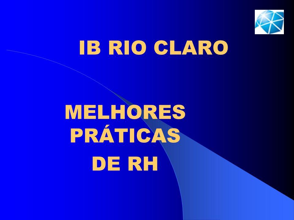 MELHORES PRÁTICAS DE RH