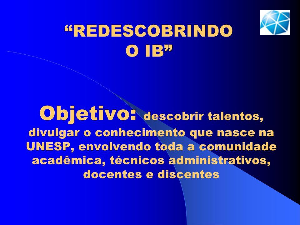 REDESCOBRINDO O IB