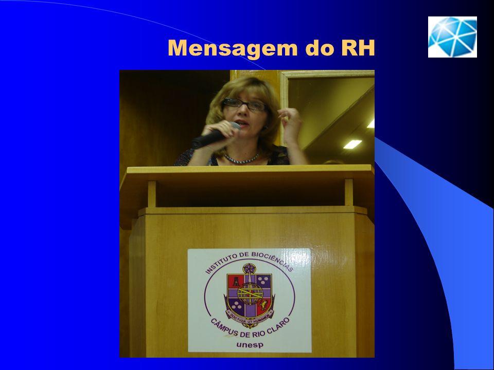 Mensagem do RH