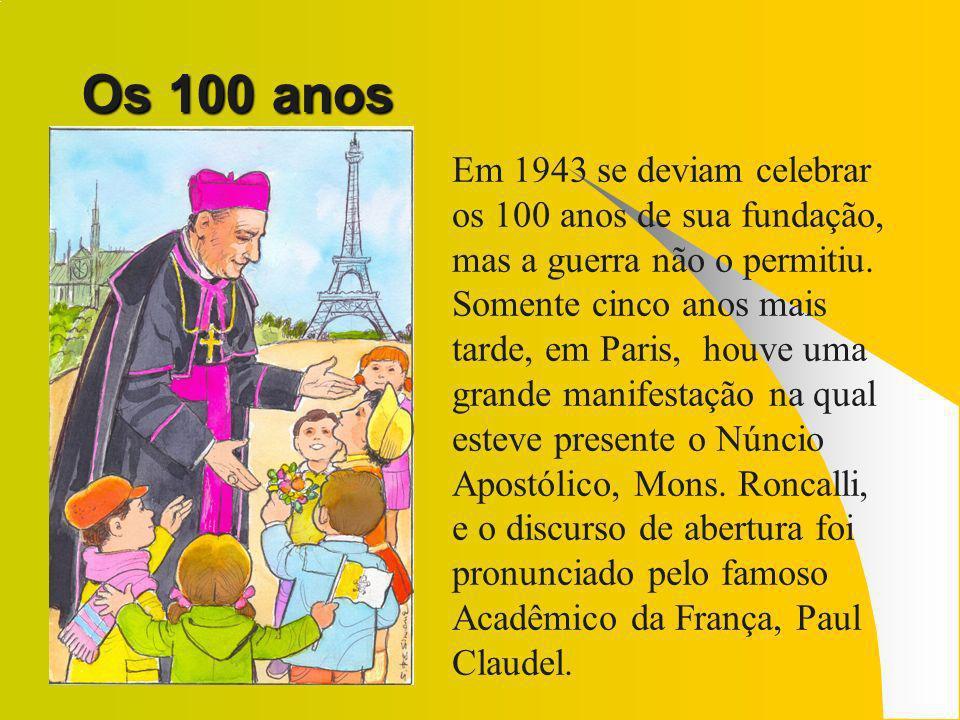 Os 100 anos