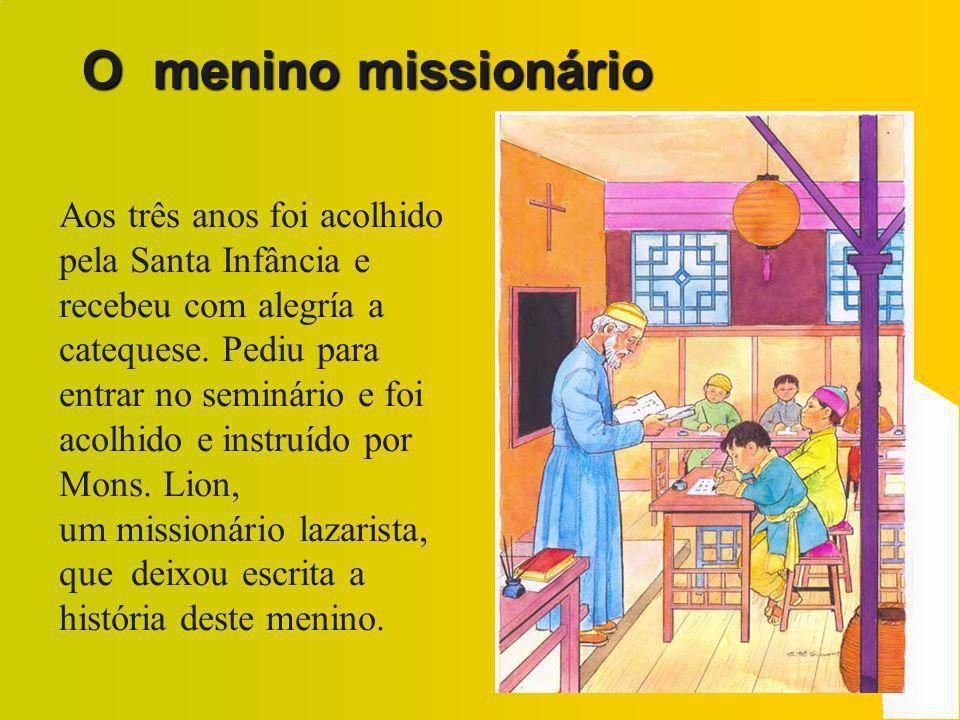 O menino missionário