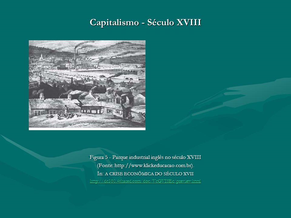 Capitalismo - Século XVIII