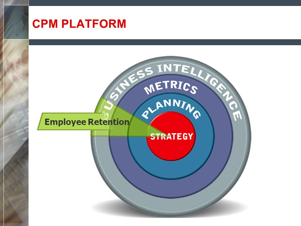 CPM PLATFORM Employee Retention
