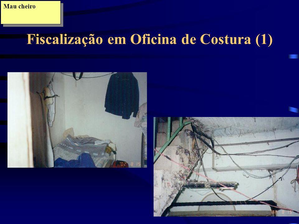 Fiscalização em Oficina de Costura (1)