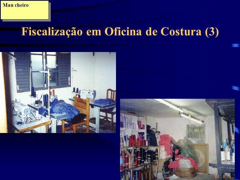 Fiscalização em Oficina de Costura (3)