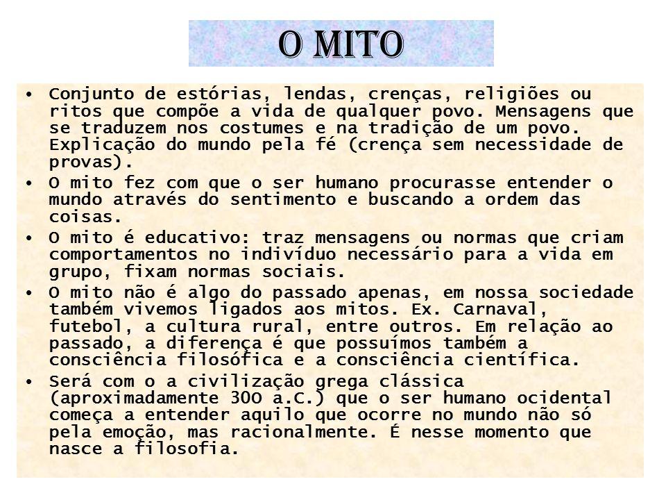 O mito