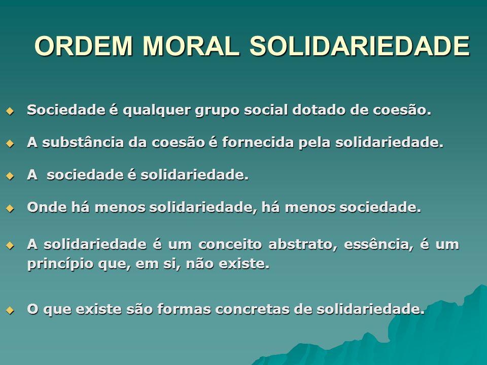 ORDEM MORAL SOLIDARIEDADE