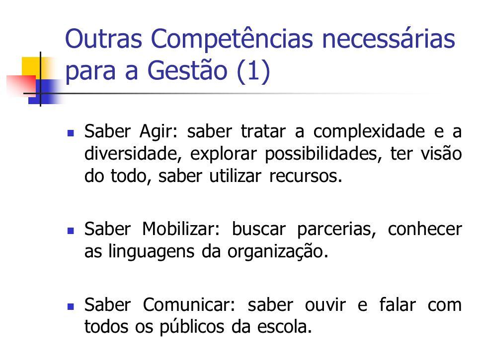 Outras Competências necessárias para a Gestão (1)