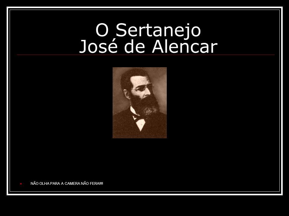 O Sertanejo José de Alencar