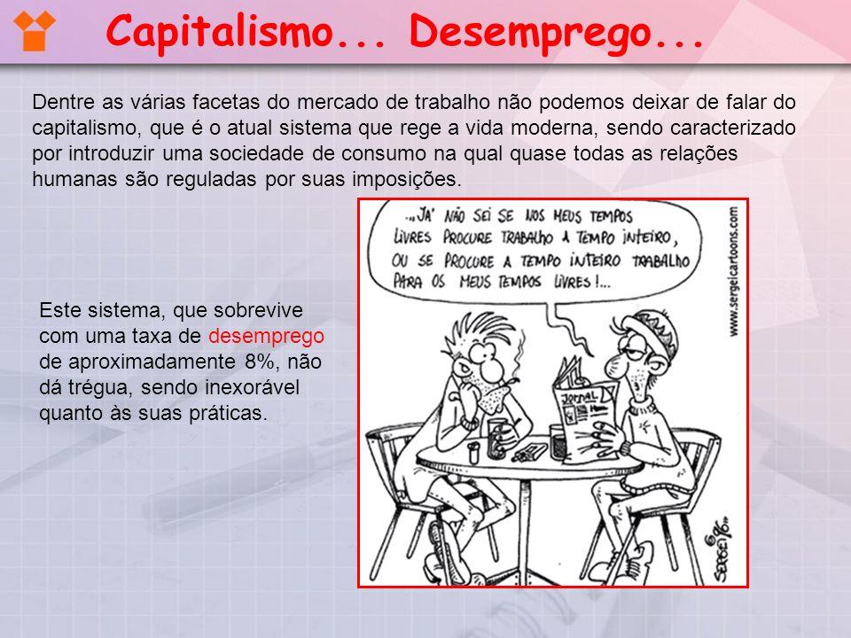 Capitalismo... Desemprego...
