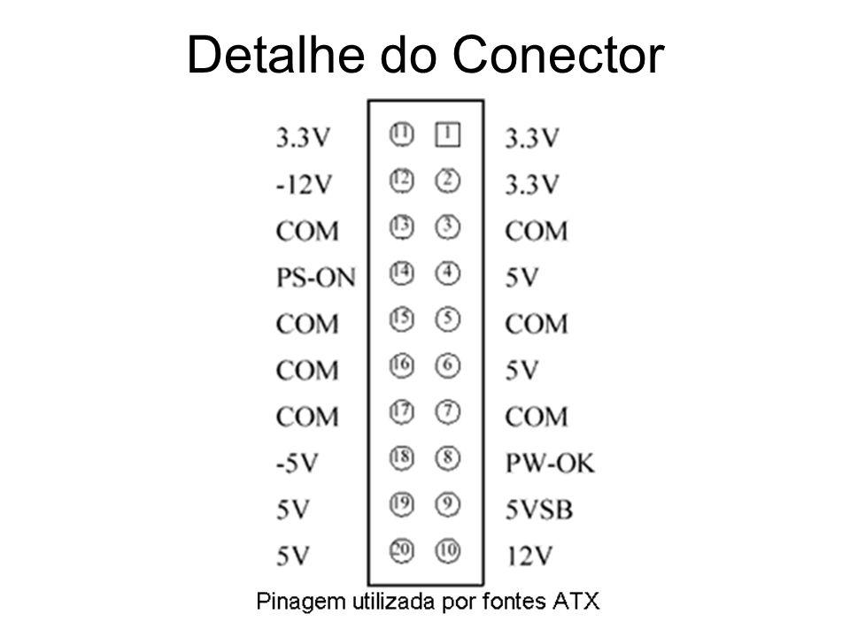 Detalhe do Conector