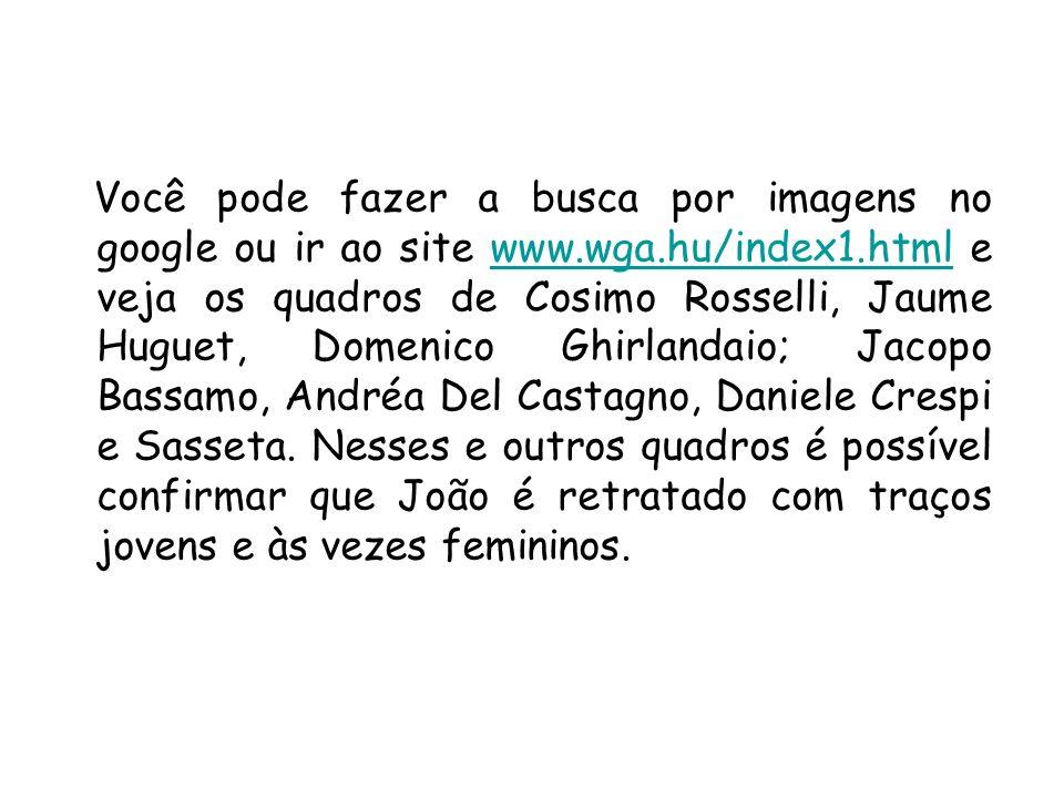 Você pode fazer a busca por imagens no google ou ir ao site www. wga