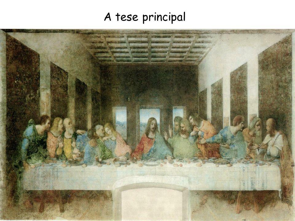 A tese principal