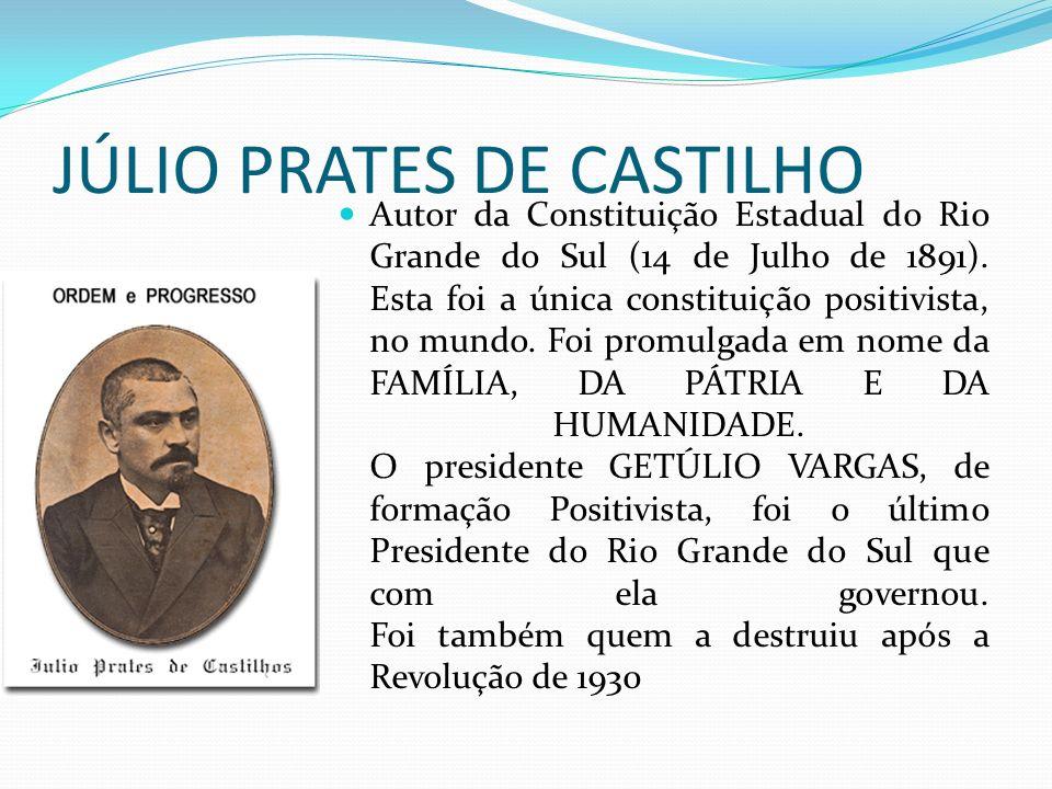 JÚLIO PRATES DE CASTILHO