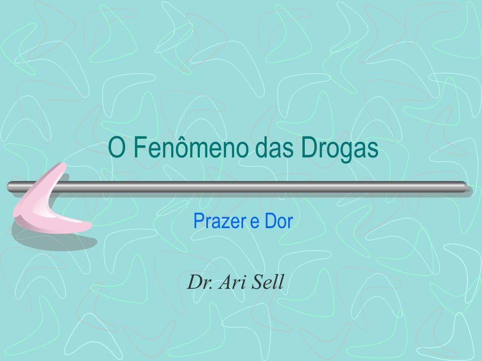 O Fenômeno das Drogas Prazer e Dor Dr. Ari Sell
