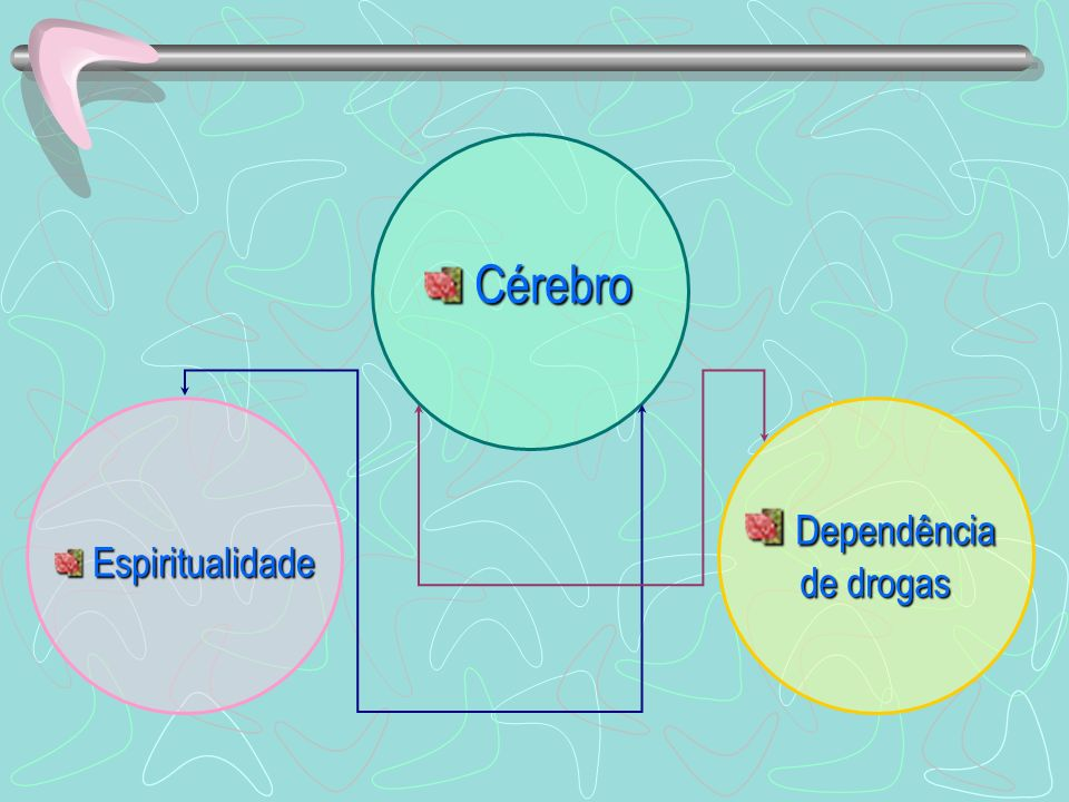 Cérebro Espiritualidade Dependência de drogas