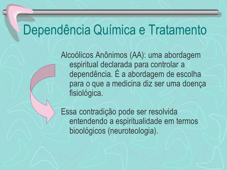 Dependência Química e Tratamento