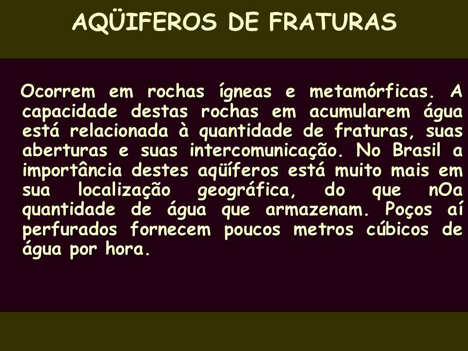 AQÜIFEROS DE FRATURAS