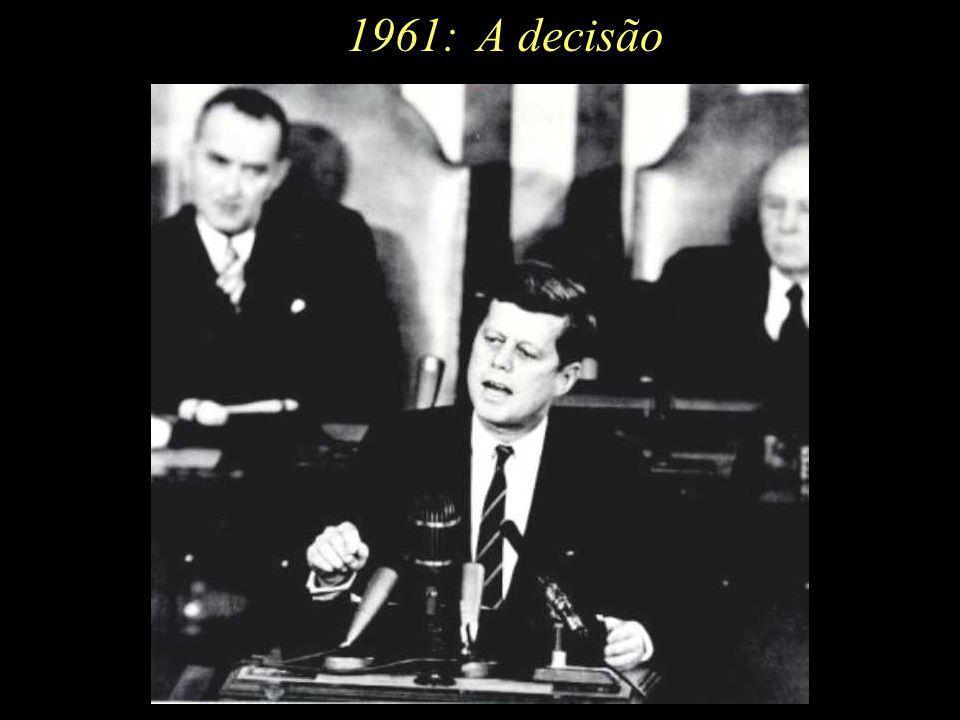 1961: A decisão
