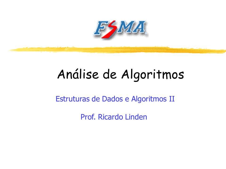 Estruturas de Dados e Algoritmos II