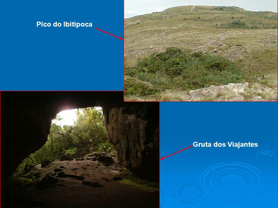 Pico do Ibitipoca Gruta dos Viajantes