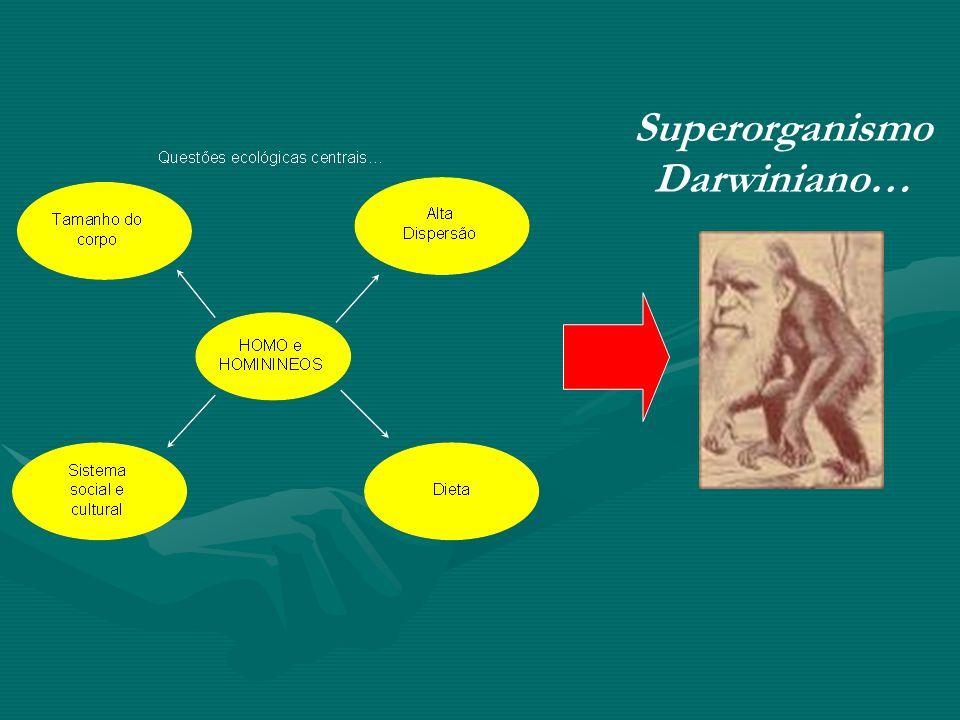 Superorganismo Darwiniano…