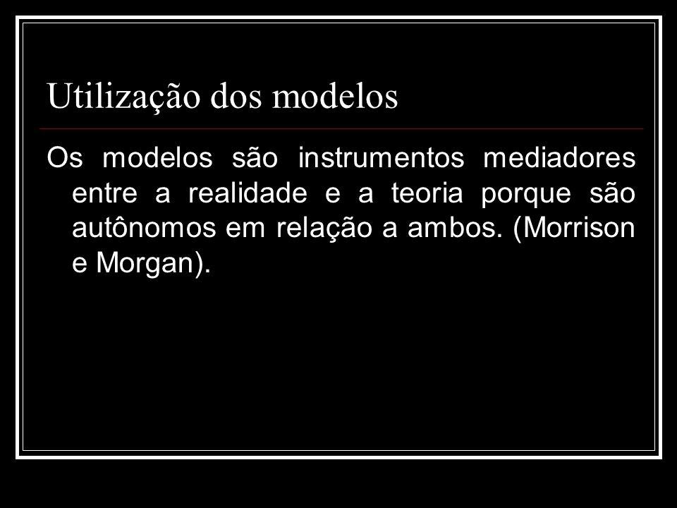 Utilização dos modelos