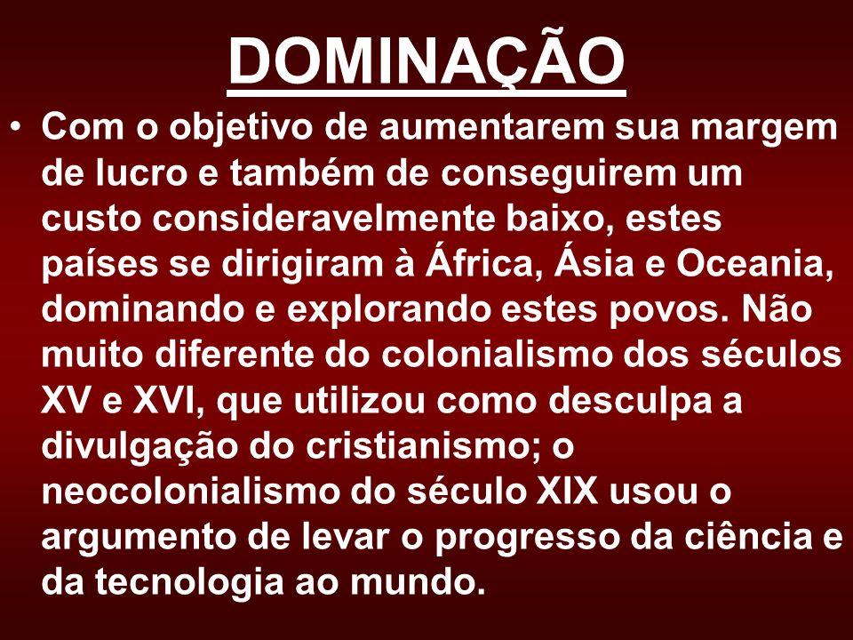DOMINAÇÃO