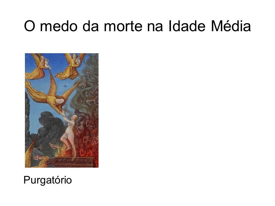 O medo da morte na Idade Média