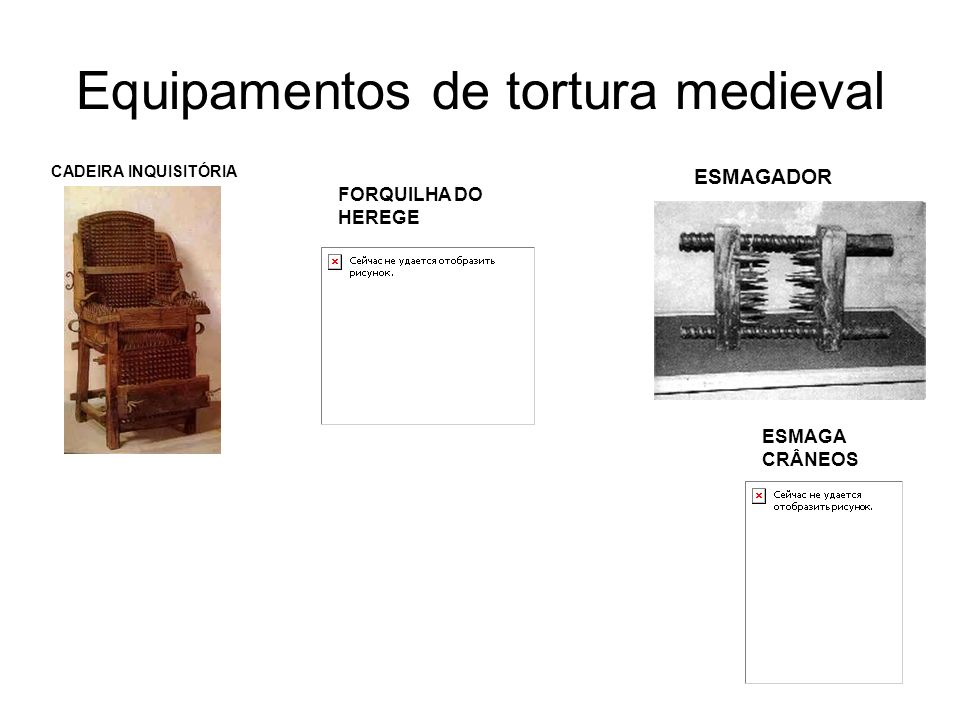 Equipamentos de tortura medieval