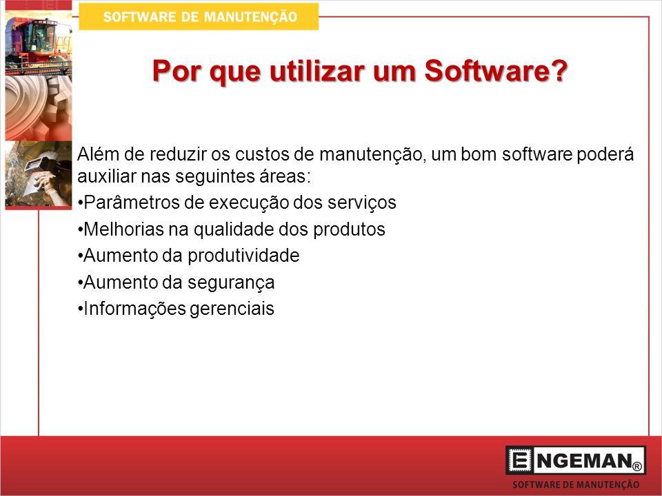 Por que utilizar um Software