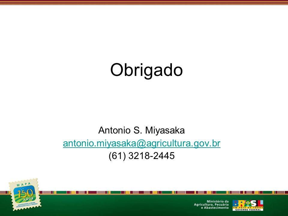 Obrigado Antonio S. Miyasaka antonio.miyasaka@agricultura.gov.br