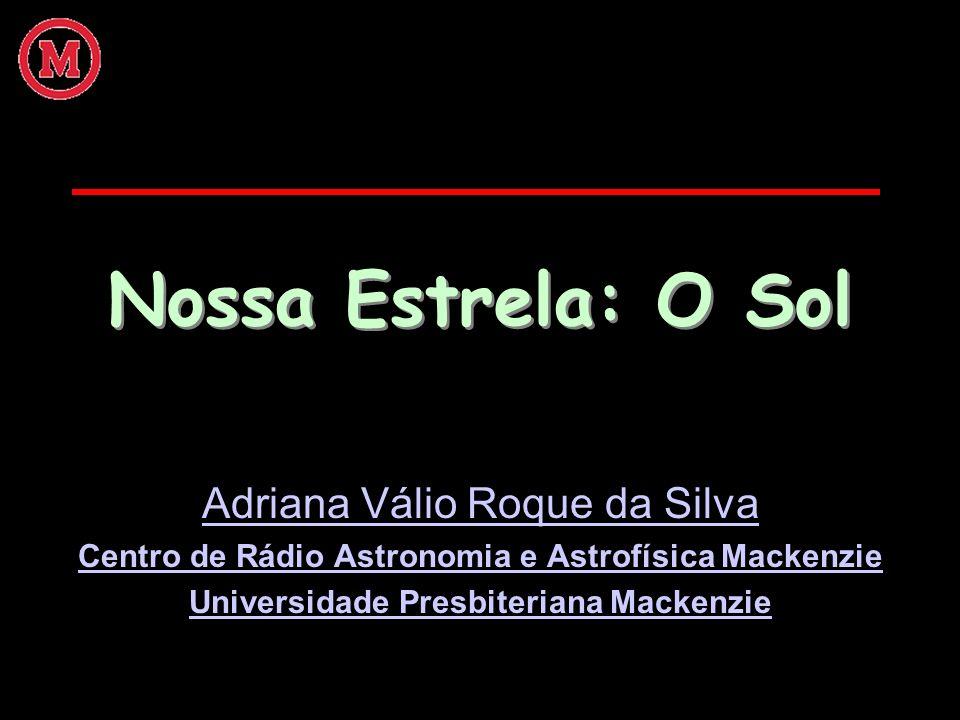 Nossa Estrela: O Sol Adriana Válio Roque da Silva