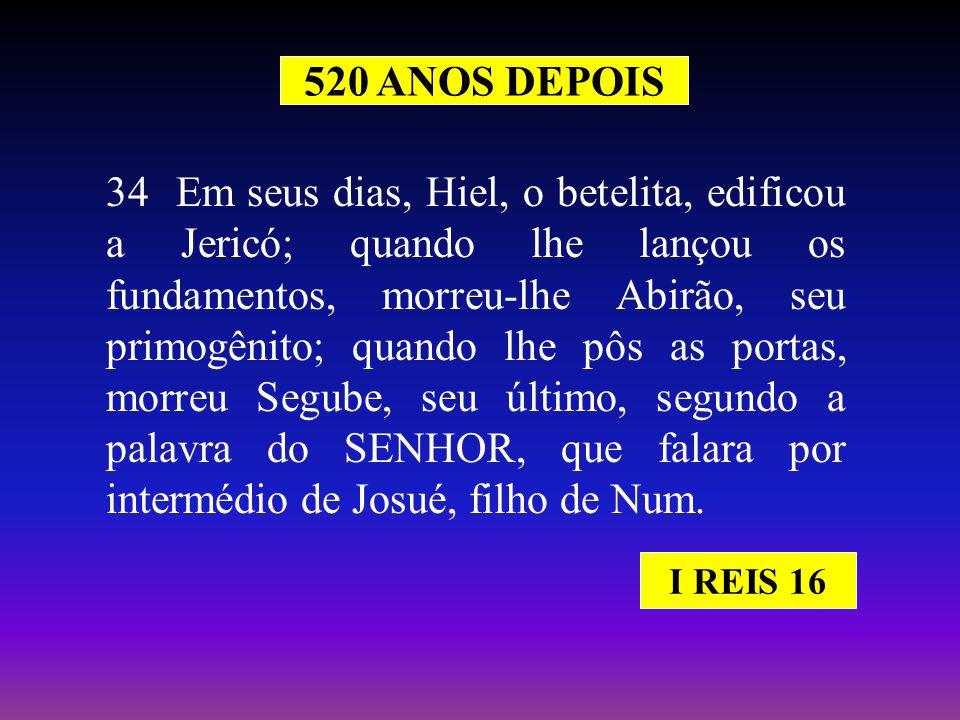 520 ANOS DEPOIS