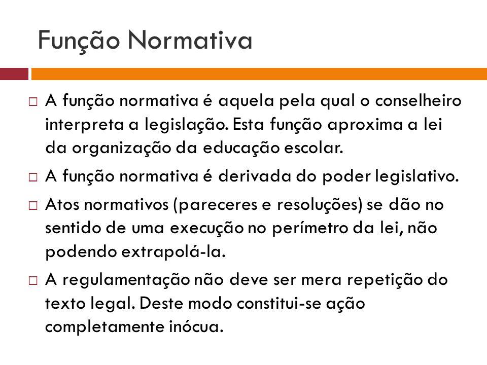 Função Normativa