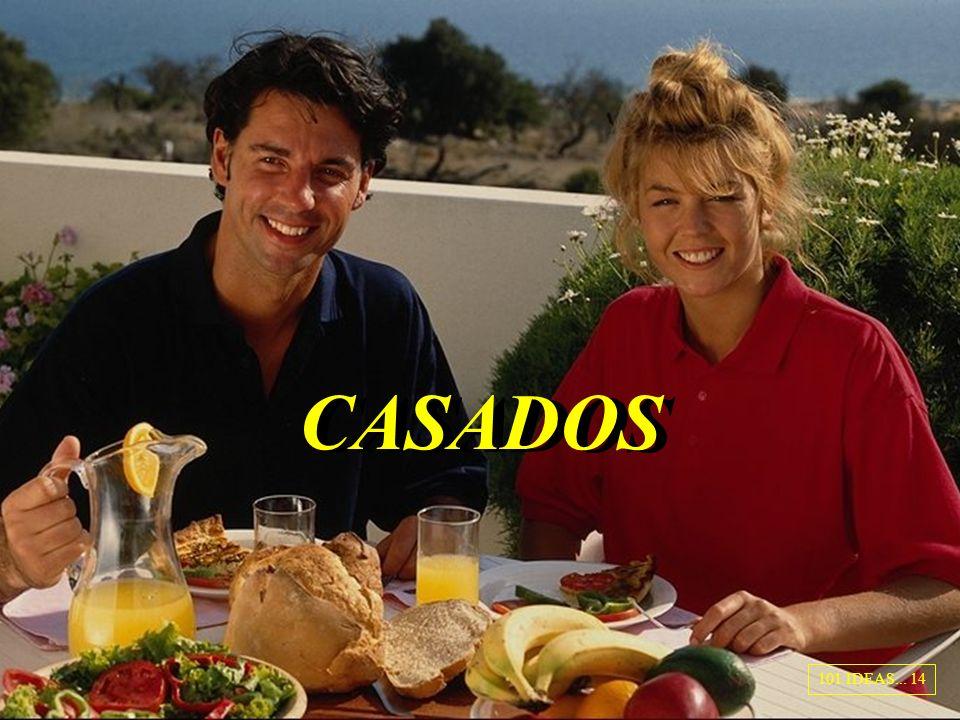 CASADOS 101 IDEAS... 14