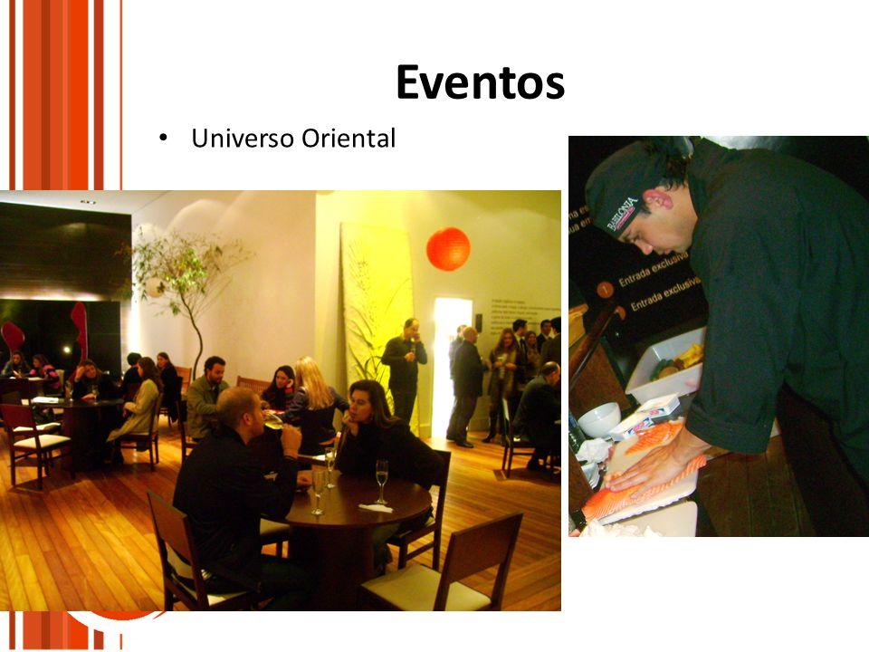 Eventos Universo Oriental