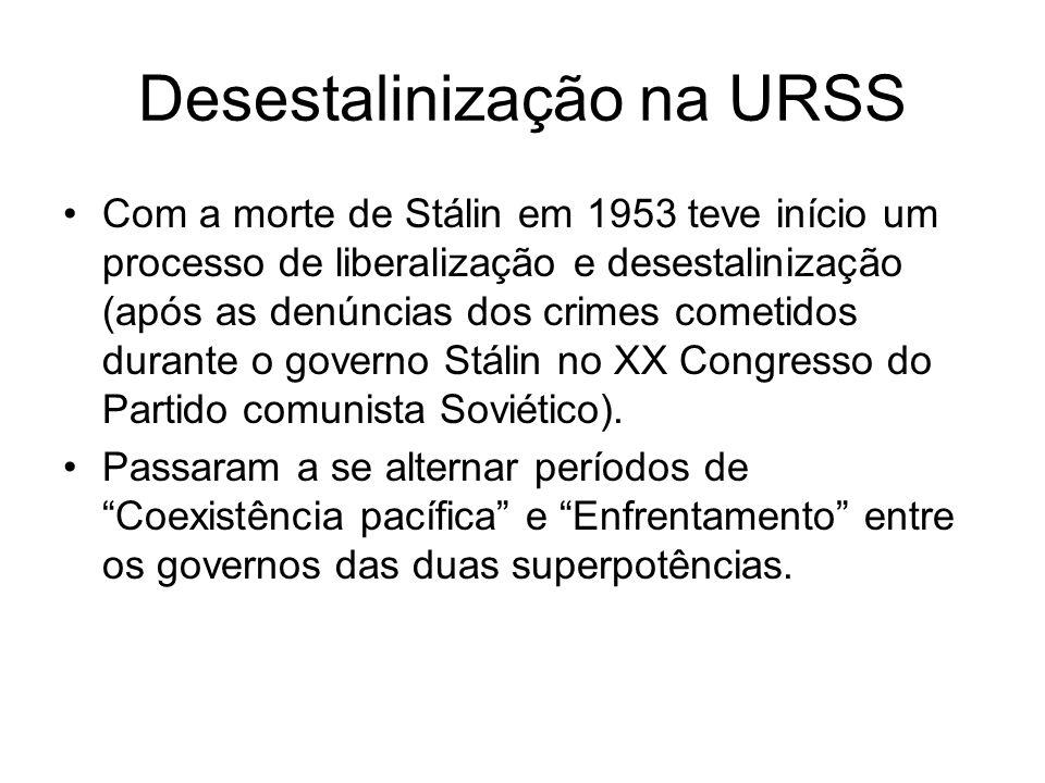 Desestalinização na URSS