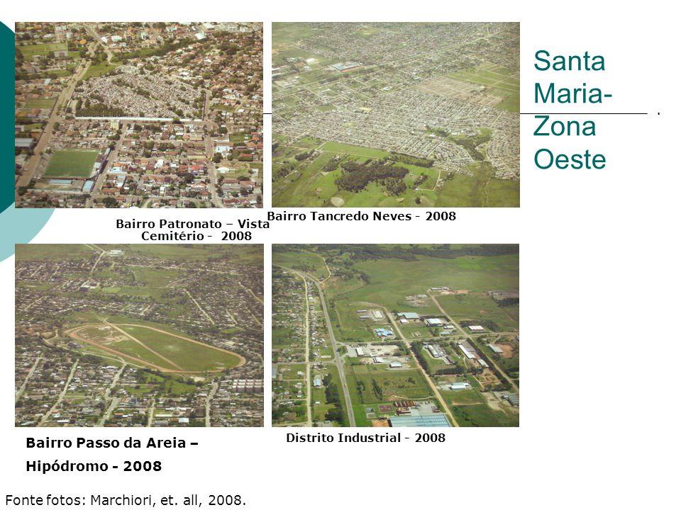 Santa Maria- Zona Oeste