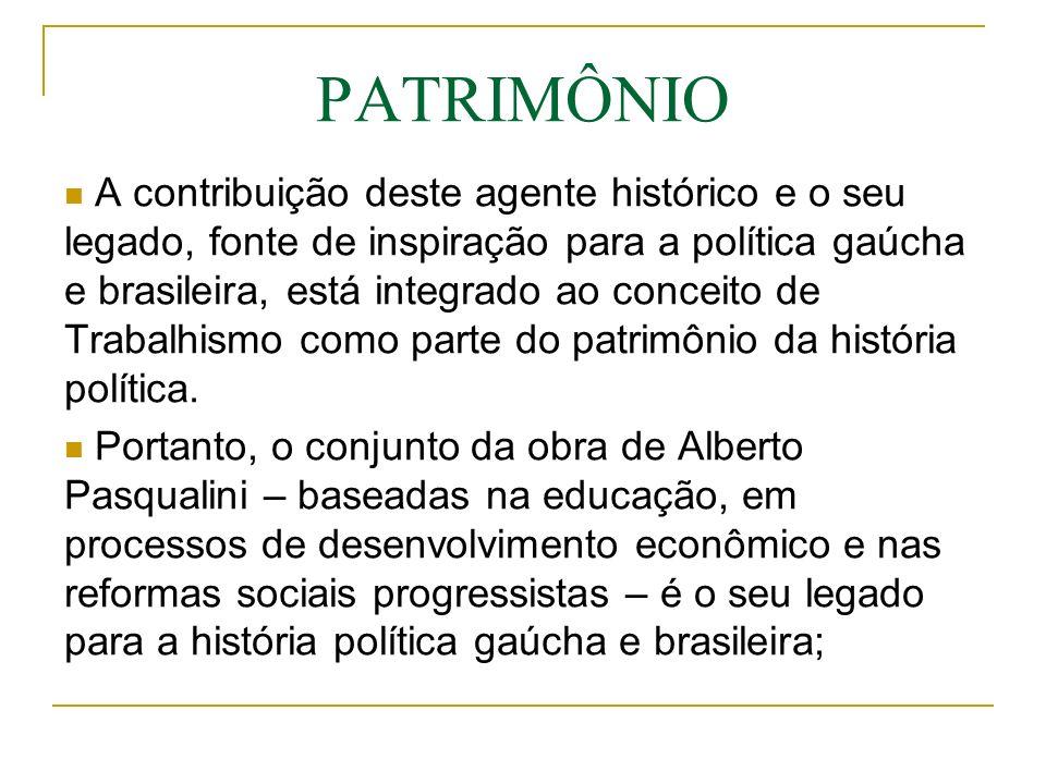 PATRIMÔNIO