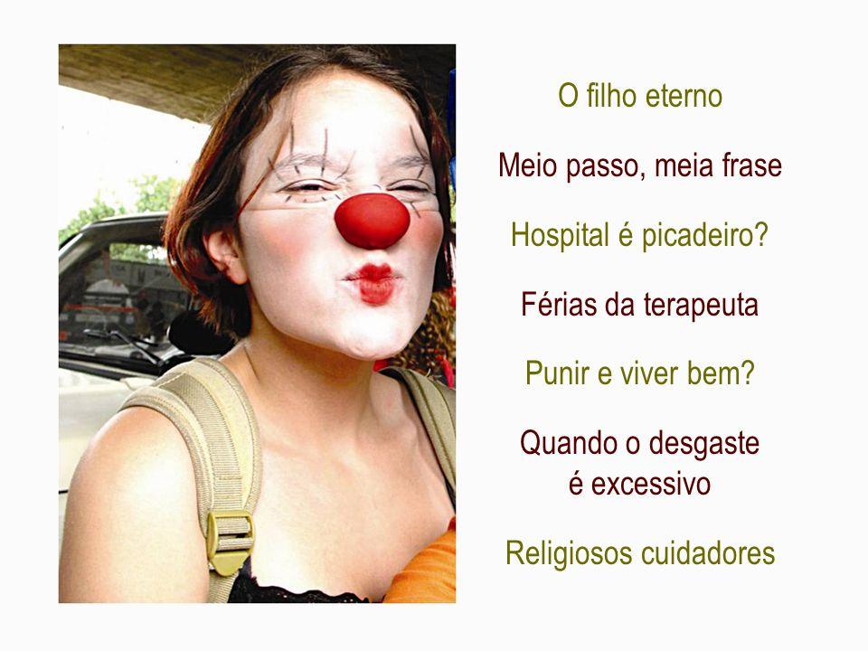Religiosos cuidadores