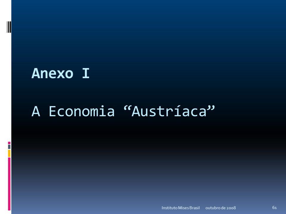 Anexo I A Economia Austríaca