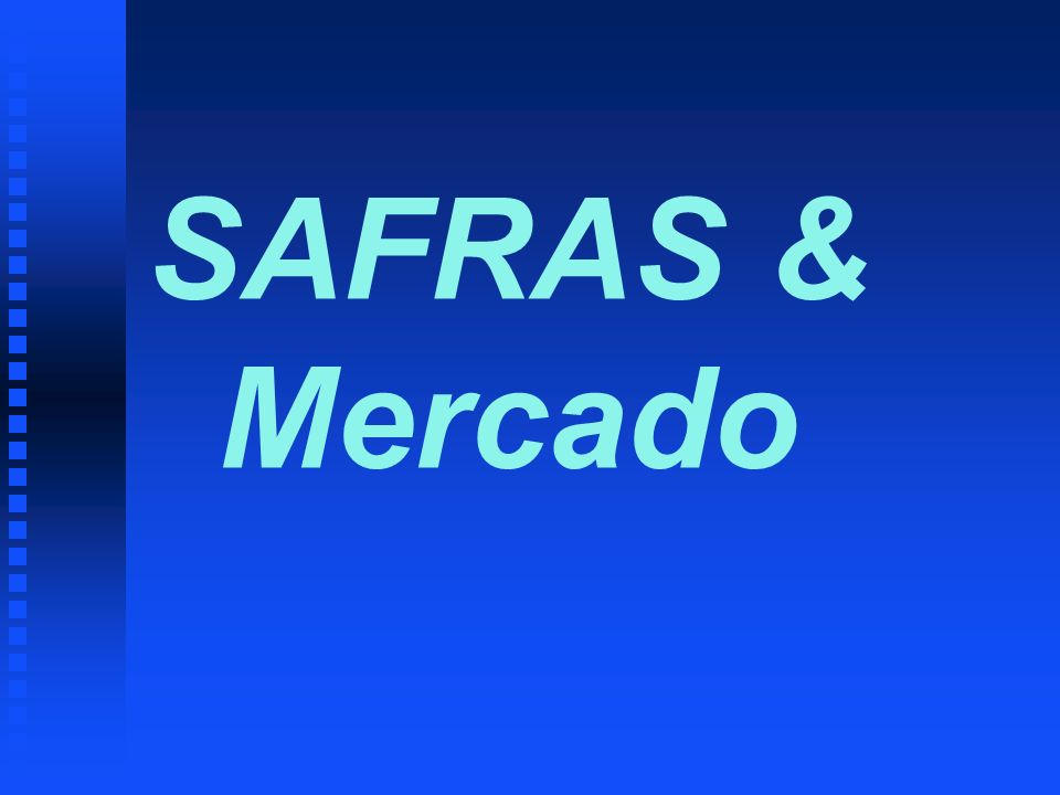 SAFRAS & Mercado