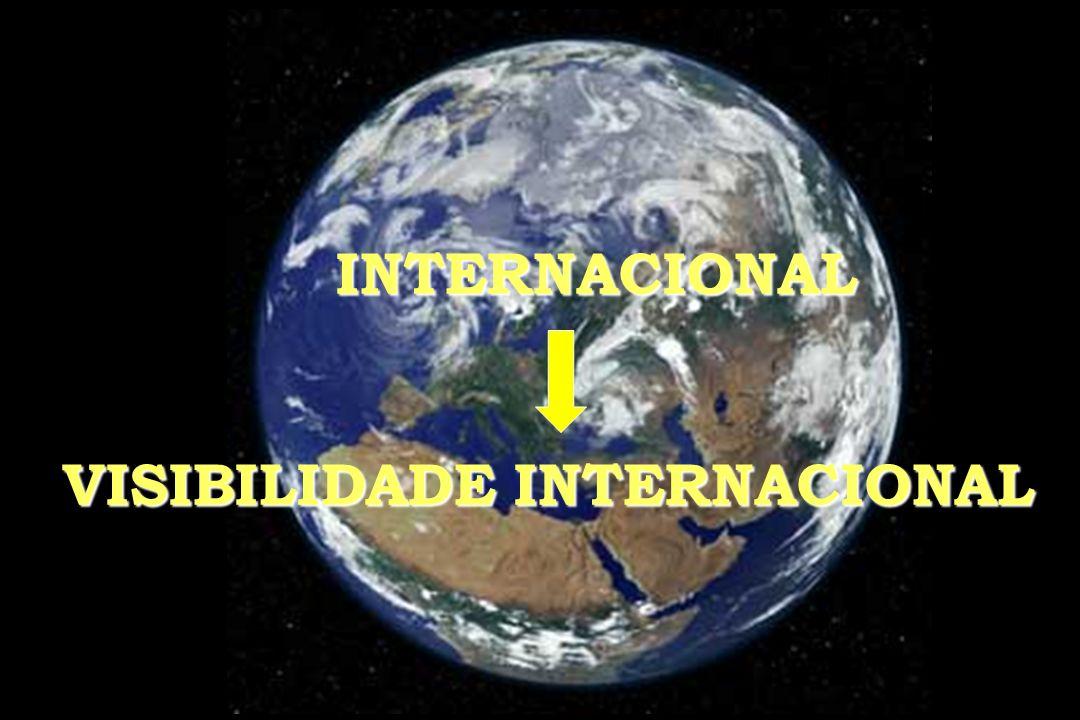 INTERNACIONAL VISIBILIDADE INTERNACIONAL