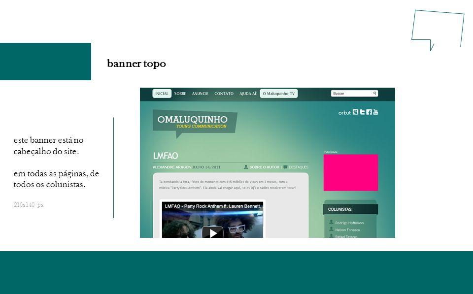 banner topo este banner está no cabeçalho do site.